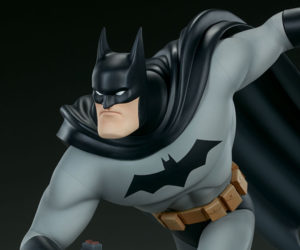 Batman Animated Series Statue