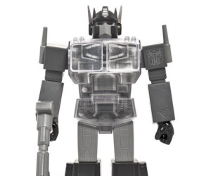 Dead Optimus Prime Action Figure