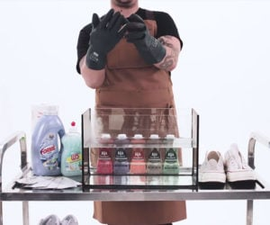 How to Dye Your Sneakers