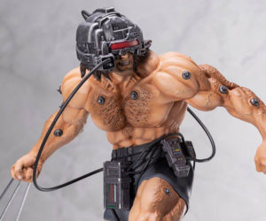 Kotobukiya Weapon X Statue