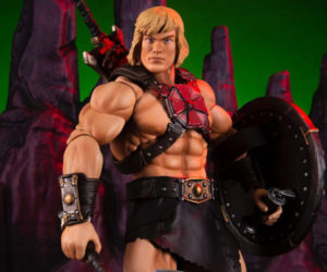 Mondo He-Man Action Figure