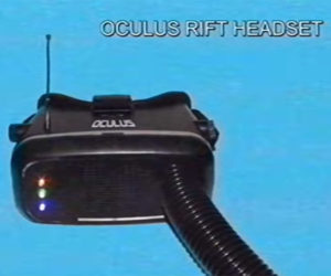 Oculus Rift in the '80s
